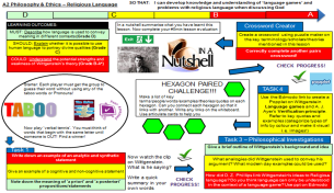 Differentiated learning mats 2